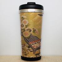 """Kimono Tumbler """"特 toku"""" (t-01) 桐箱付"""