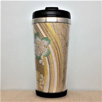 "Kimono Tumbler ""華 hana"" (h-02)"