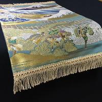 Kimono Table Runner  (tbs-60h6) 60cm