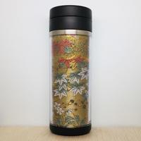 """Kimono Tumbler """"特 toku"""" (tm-04) 桐箱付"""