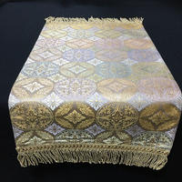 Kimono Table Runner  (tbs-60b10) 60cm
