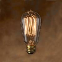 """Edison Bulb """"Signature (S) / 40W / E26"""" / 2939SS"""