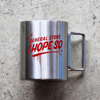 Original Stainless Mug - Red