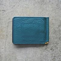 Original Money Clip Wallet - Turquoise
