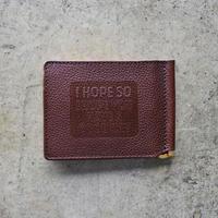 Original Money Clip Wallet - Brown