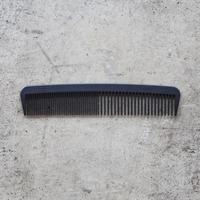 """Chicago Comb """"Model No.6 carbon fiber"""""""