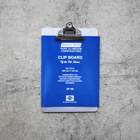 PENCO Aluminum Clip Board O/S - A5