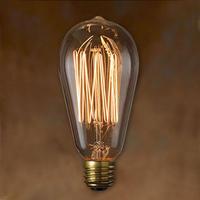 """Edison Bulb """"Signature (L) / 40W / E26"""" / 2939SL"""