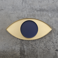 "The Eye ""Gold and Blue"""