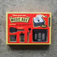 Make Your Own Music Box / K1261