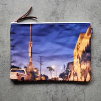 UNDEAD 'NASA' clutch bag - XL size