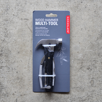 "Wood Hammer Multi-tool ""Black"""