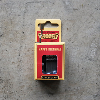 "Music Box ""Happy birthday"" / 1861HB"