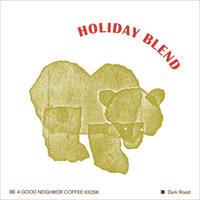 コーヒービーンズ 150g | HOLIDAY BLEND
