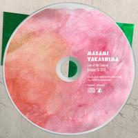 Masami Takashima / Live at the TOONICE October 15 2018 (ライブアルバム)
