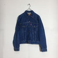 USED● Levi's 70505-0217 made in usa Size 36 Indigo Denim Jacket リーバイス デニムジャケット アメリカ製