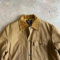 USED● 1960s- Weather Jack Sports Wear by ELY Size 40 Duck Work Jacket A-2 Deck ワークジャケット