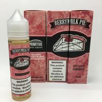 BerryMilk Pie
