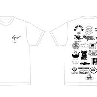 3PCS 4th Anniversary T-SHIRT