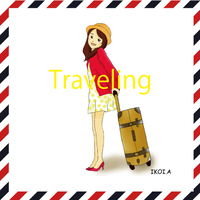 (CD)Traveling