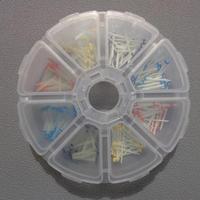 歯科 デンタル ファイバーポスト ファイバーコアキット 200本 ケース