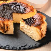 本格バスクチーズケーキ