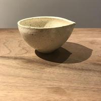 橋本忍さん/粉引片口小鉢