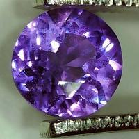 パープルサファイア 1.391ct ◆ソーティングメモ付 非加熱◆ non heated Purple Sapphire