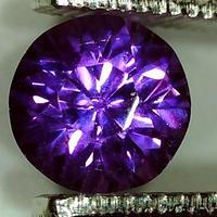 パープルサファイア 0.690ct ◆ソーティングメモ付 非加熱◆ non heated Purple Sapphire