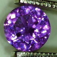 パープルサファイア 0.793ct ◆ソーティングメモ付 非加熱◆ non heated Purple Sapphire