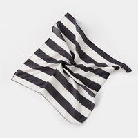 classic tiny square scarf