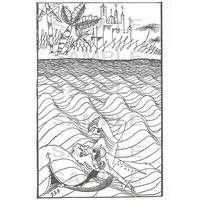 ポストカード 小さな人魚姫より(pl_8164)