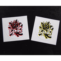 """Skull&Rose"" Sticker"