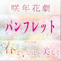 咲年花劇「春よ、強く美しく」 上演パンフレット