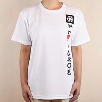 ドライTシャツ (ホワイト/サイズS・M・L・XL)