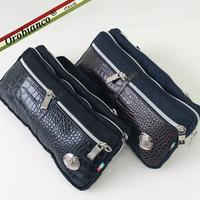[OROBIANCO] AUGUSTO 10 TEK-B NYLON COCCOLINO-LUCIDO [オロビアンコ]  ボディバッグ メンズ バッグ  [イタリア製] 並行輸入品