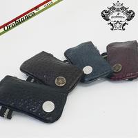 OROBIANCO PORTALE 11P-F MINICROCO [オロビアンコ] メンズ 6連キーケース キーケース 鍵入れ 本革 ナイロン [イタリア製]