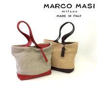 MARCO MASI 3034 [マルコマージ] バッグ レディース トートバッグ かごバッグ プレゼント ギフト [イタリア製]
