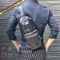 OROBIANCO GIACOMIO MOUCH オロビアンコ ボディバッグ メンズ ショルダーバッグ バッグ 鞄 縦型レザー レザー 本革  イタリア製