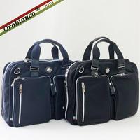[OROBIANCO] ANGOLOGIRO-C 01 NYLON SAFFIANO 並行輸入品 [オロビアンコ] ビジネスバッグ メンズ ブリーフケース 3way [イタリア製]