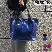 VERDINO Light Cabas-M レディース バッグ トートバッグ ブランド トート 肩掛け 大容量 マザーズバッグ 旅行 キラキラ おしゃれ ヴェルディーノパリス プレゼント