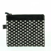 【STEPHANE VERDINO】HEXAGONE   POCHETTE-M    BLACK