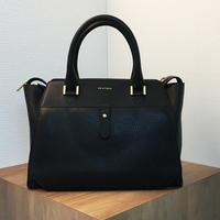 【RODTNES】ロドネス  Falda bag  Black  ハンドバッグ  ショルダーバッグ