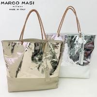 MARCO MASI MILANO  3035 [マルコマージ] BORSA CRACCATO [並行輸入品] メタリックトート-M [ハンドバッグ] ブランド 鞄 キラキラ [イタリア製]