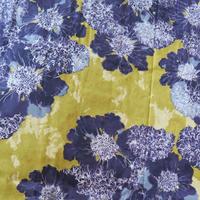 sc touch concept art  敷布団カバー(シングルロングサイズ) Gimlet(紫×ゴールドイエロー)、OTOBE、日本製