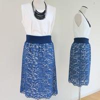 デイジーレースタイトスカート、Cil 、日本製