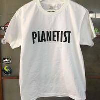 映画「PLANETIST」Tシャツ 英語ロゴver.