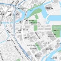 神奈川 横浜みなとみらい マップ PDFデータ