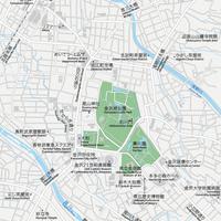 石川 金沢 ベクター地図データ(eps) 日本語/英語 並記版