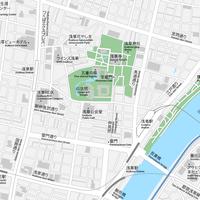 東京 浅草マップ PDFデータ 日本語/英語 並記版